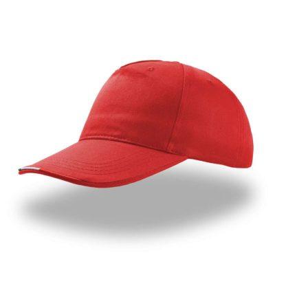 cappellino-ATLANTIS-startfiveitalia-red