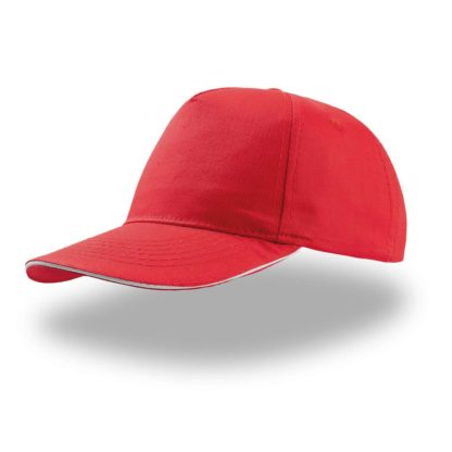 cappellino-ATLANTIS-startfivesandwich-red