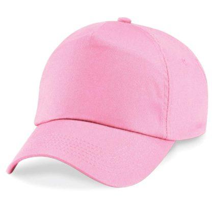 cappellino-BEECHFIELD-original5panelcap-pink