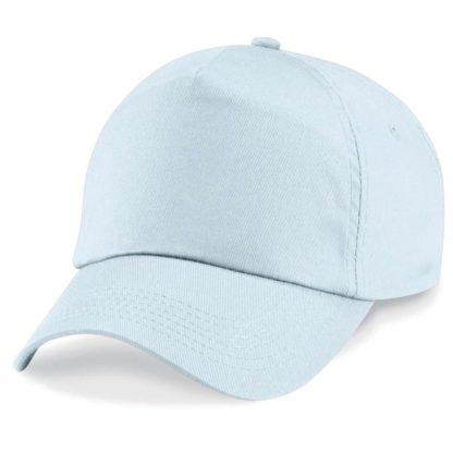cappellino-BEECHFIELD-original5panelcap-pastelblue