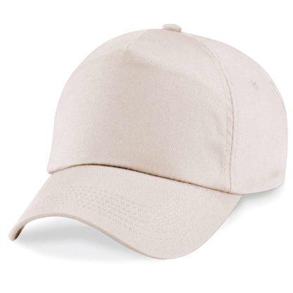cappellino-BEECHFIELD-original5panelcap-sand