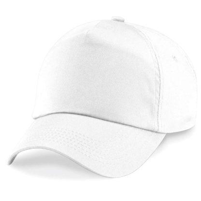 cappellino-BEECHFIELD-original5panelcap-white