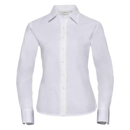 donna-camicia-ladyLSclassictwillshirt-white