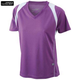 donna-tshirt-sport-runningT-purple