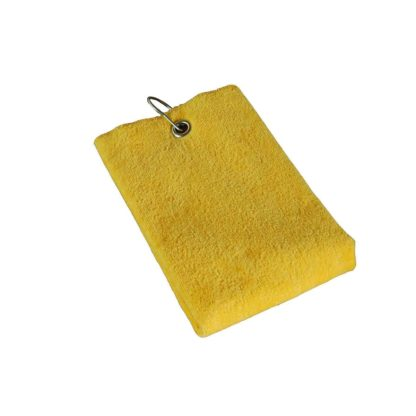 spugna-towel-BEARDREAM-golftowel-yellow