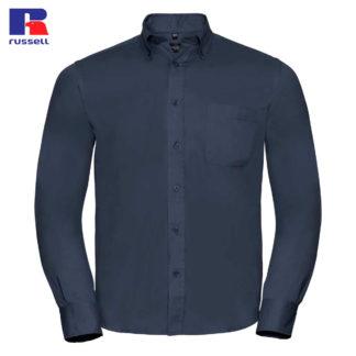 uomo-camicia-menLSclassictwillshirt-navy
