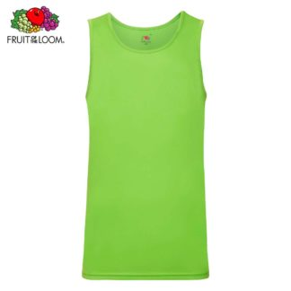 uomo-canotta-sport-FRUIT-performancevest-lime