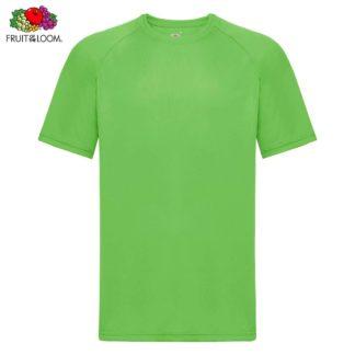 uomo-tshirt-sport-performanceT-lime