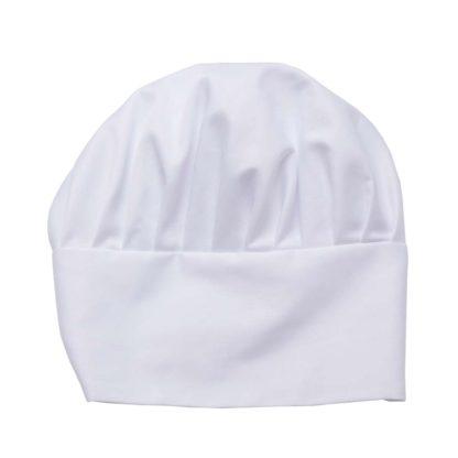 horeca-alimentare-copricapo-chefhat-white