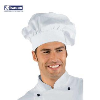 isacco-horeca-cappellocuoco-bianco