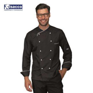 isacco-horeca-giacca-californiaML-nero