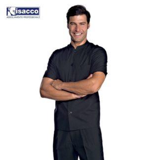 isacco-horeca-giacca-coreana-nero