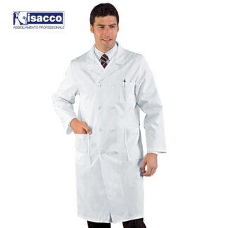 camice-medico-doppio-petto-isacco-bianco