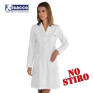 camice-donna-valencia-slim-bianco-bianco